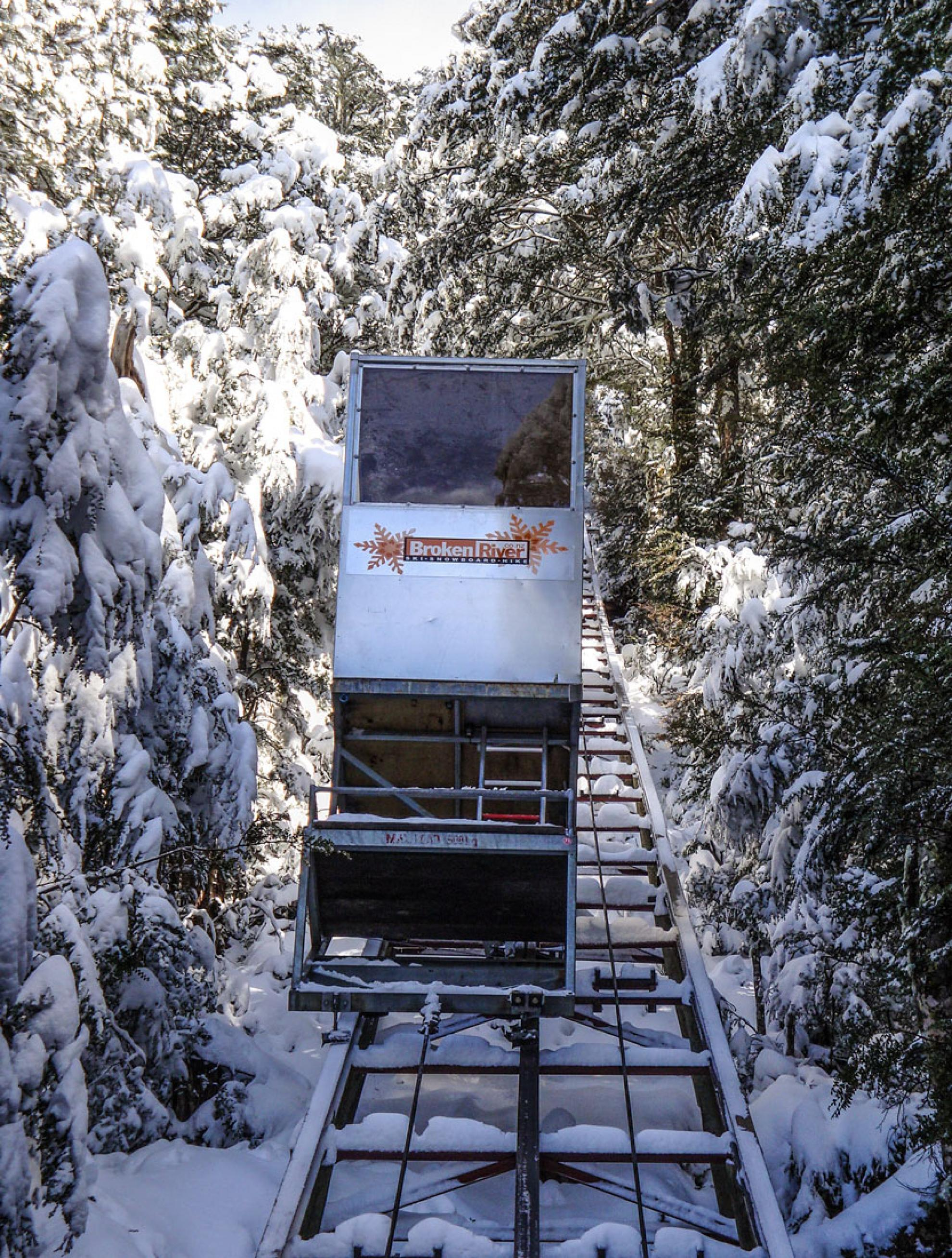 Broken River Alpine Funicular2